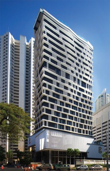 G Hotel Kelawai - K2LD ArchitectsK2LD Architects