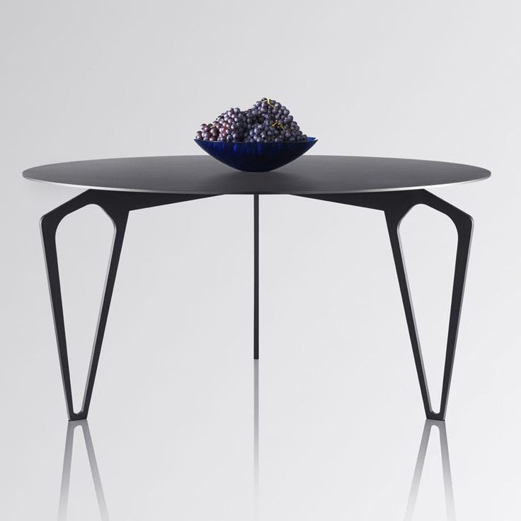Dining Table / Contemporary / Aluminum / Metal LUCEM Losserand Signature