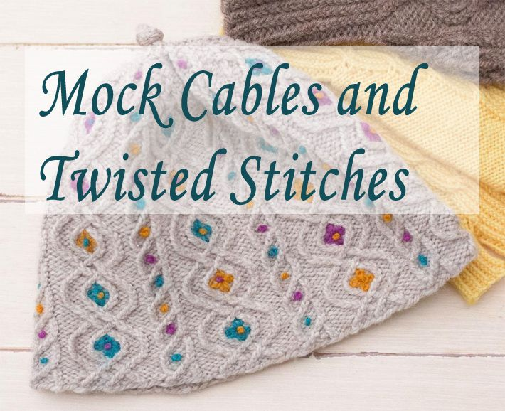 17 Best images about Knitting Stitches on Pinterest Cable, Stitches and Sti...