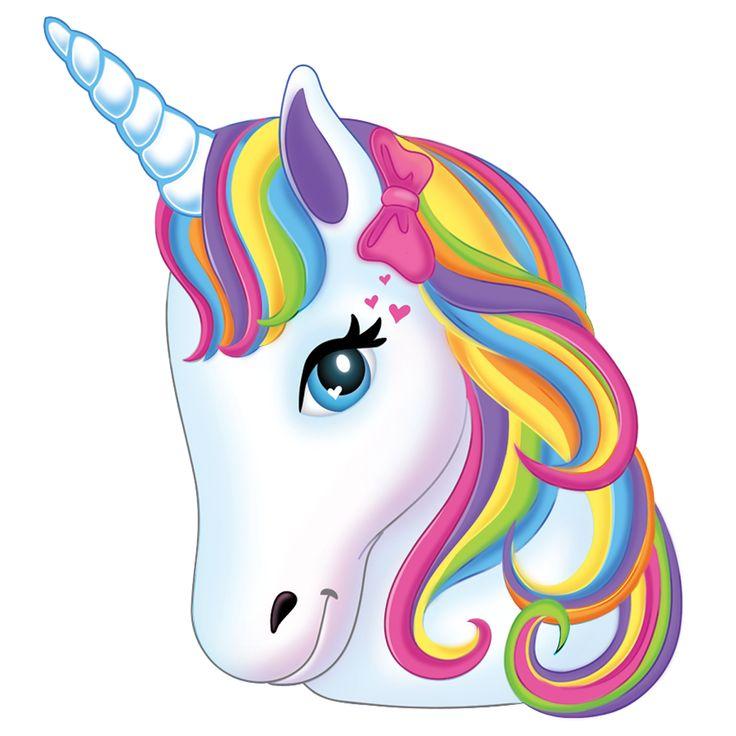 rainbow unicorn clipart - photo #23
