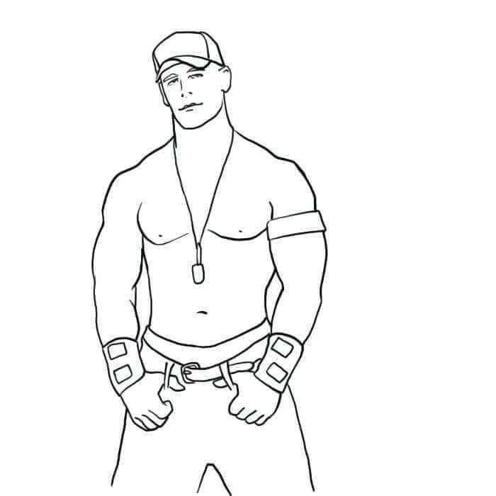 Printable World Wrestling Entertainment Wwe Coloring Pages Free Free Coloring Sheets Wwe Coloring Pages John Cena Sports Coloring Pages