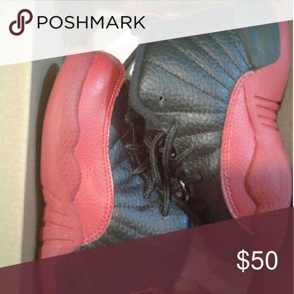 Flu Games Retro 12 Size 6c Excellent Condition Like New Retro Jordan 12s Size 6c Jordan Shoes Sneakers