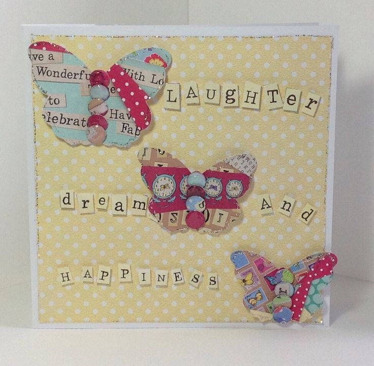 Card designed using the Bohemian Dreams Collection by Gill Cox