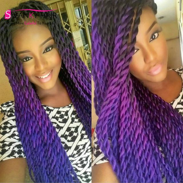 ... on Pinterest Synthetic Wigs, Braids and Senegalese Crochet Braids