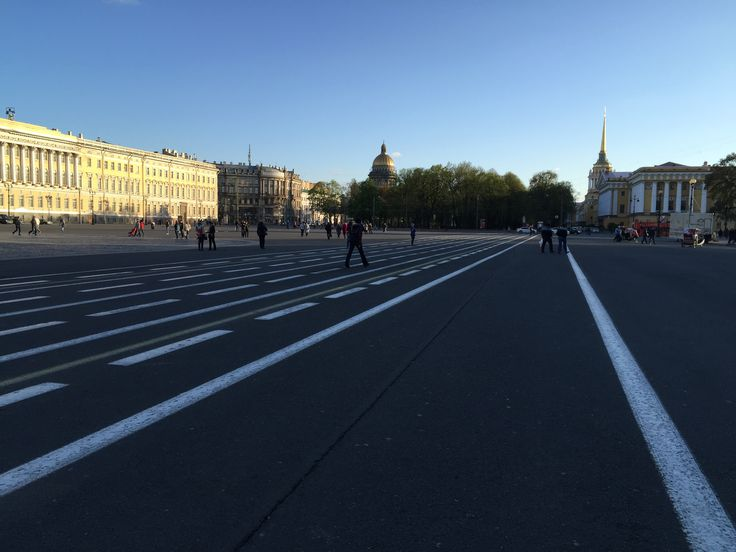 Palace Square,St.Petersburg Russia