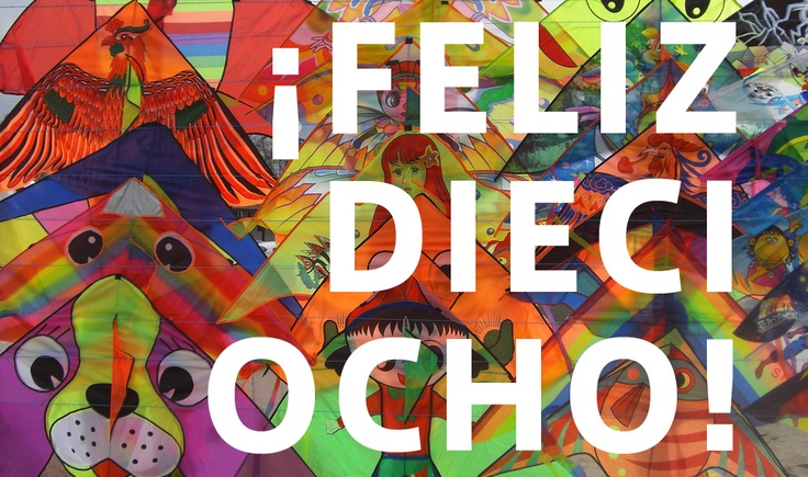 happy september 18th ( chile independence day)