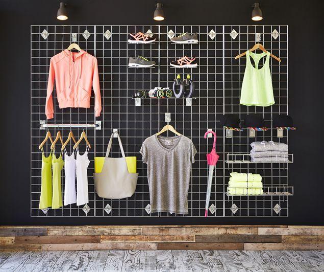 Best 25 tshirt display ideas retail ideas on pinterest for Retail clothing display ideas