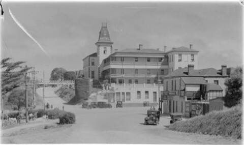 Sorrento. 1930s