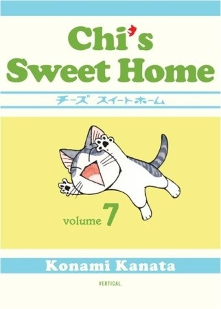 Now Reading: Chi's Sweet Home vol. 7!