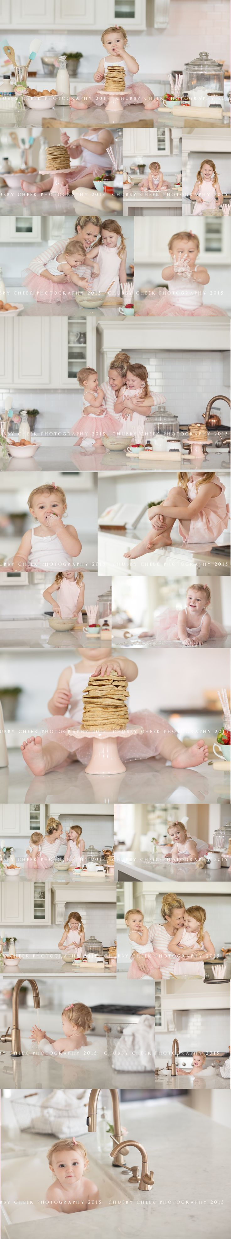 pancakes … in home lifestyle child photographer the woodlands texas