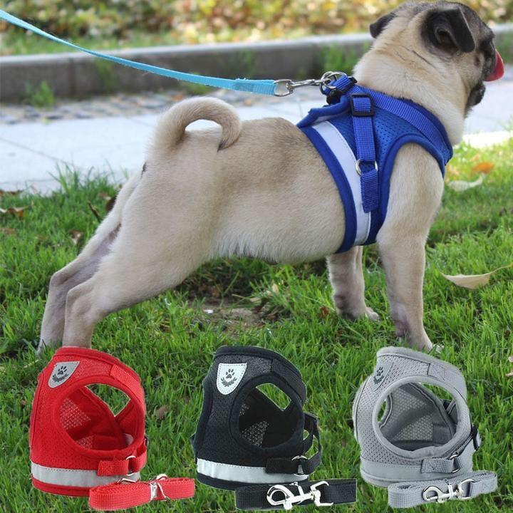 Dog Harness Reflective Harness Reflective Hundegeschirr