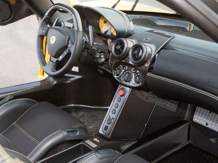 2003 ferrari enzo interior - Ferrari 2014 Enzo Interior