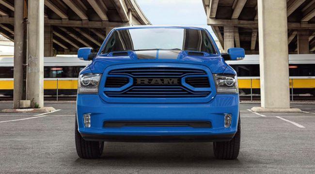 2018 RAM 1500 Sport Hydro Blue Specs