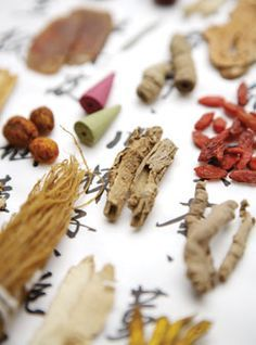 Traditional Chinese Medicine  very excited to learn about this in the future  122912
