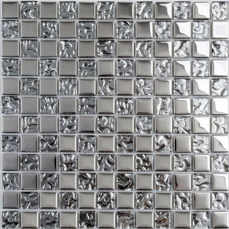 43 best crystal glass tiles images on pinterest | glass tiles