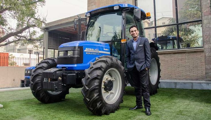 Leading tractor manufacturer in India, Sonalika ITL recorded an all-time high sales of 81531 units in fiscal 2016-17with growth of 19.6% over last year.