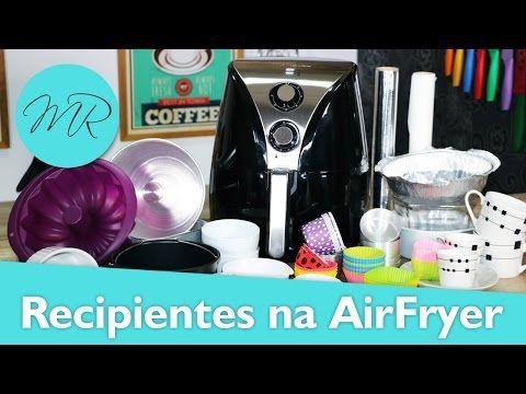 Bolo de Fubá Cremoso na AirFryer - Fritadeira Sem Óleo - YouTube
