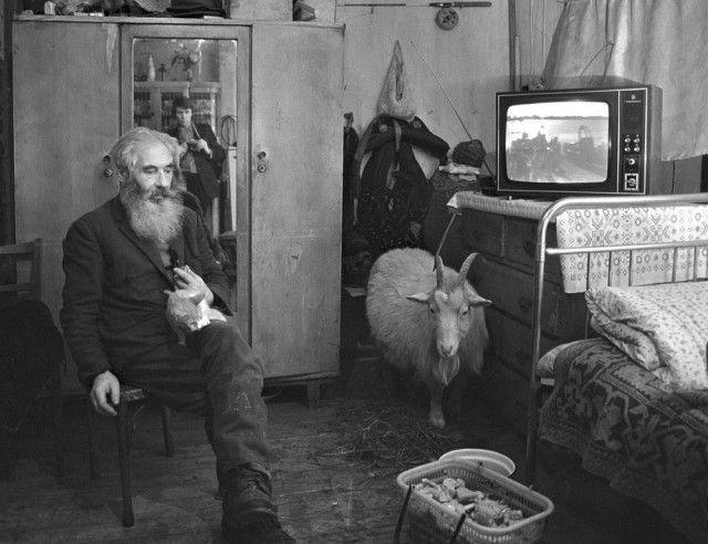 Урал в 1980-1990-е годы. Фотограф Иван Галерт