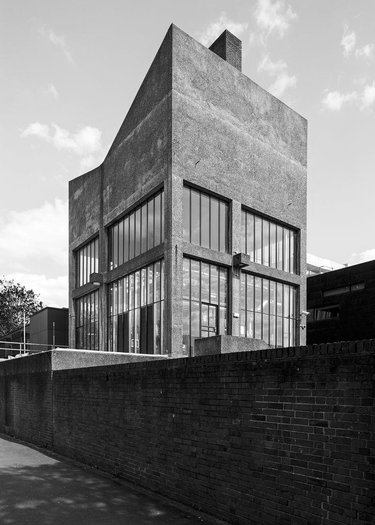 Clissold School (now Stoke Newington School) 6, London, Stillman and Eastwick-Field Partnership (SEF), 1967-70