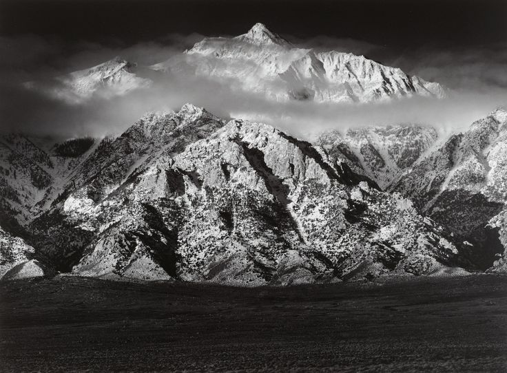 ansel adams sierra nevada - photo #8
