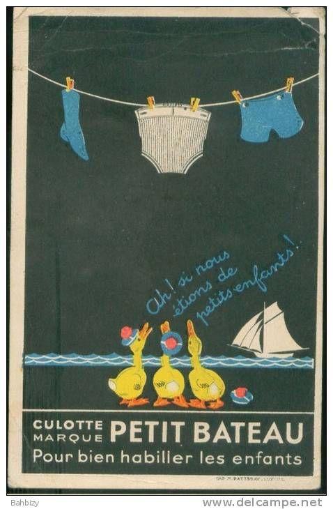 Sous-vêtements petit bateau...reépinglé par Maurie Daboux ◡ً❤