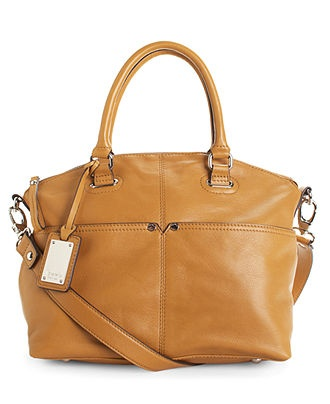 Tiganello Hndbag, Polish Pocket Convertible Satchel. Going out with girlfriends to the movies or brunch or just shopping purse.