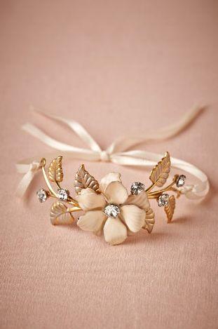 Gorgeous vintage inspired bracelet