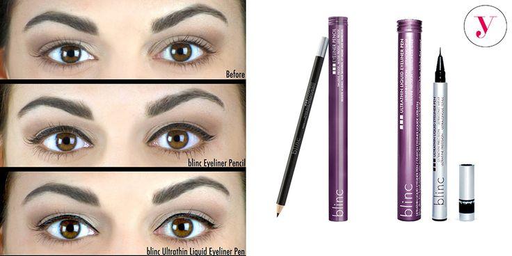 Vuoi accentuare il tuo sguardo con naturalezza? Prova gli Eyeliner  Blinc  http://www.vanitylovers.com/prodotti-make-up-occhi/eyeliner.html?vanity_marche=23&utm_source=pinterest.com&utm_medium=post&utm_content=blinc-eyeliner&utm_campaign=pin-vanity