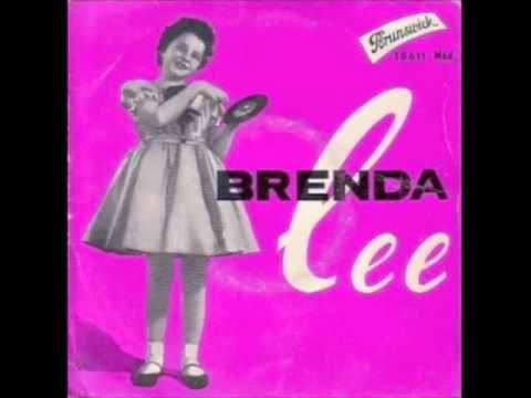 "BRENDA LEE — ""Rock The Bop"""