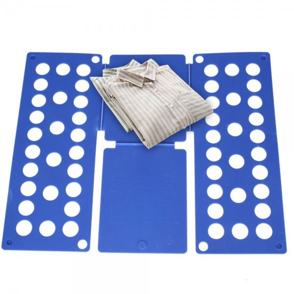 Magic Fast Speed Folder Clothes Shirts Folding Boards for Adult and Children This Magic Fast Speed Clothes Folder is perfect for folding All types of Shirts, sweaters and T-shirts. You can now fold yo
