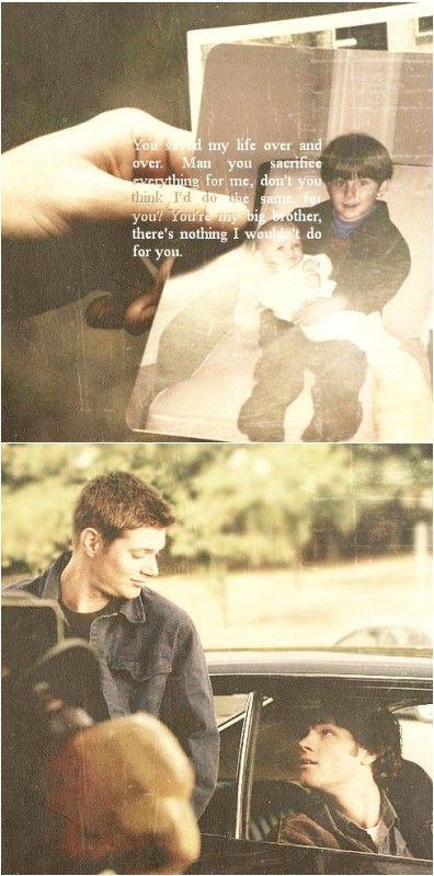 Sam and Dean ~ Supernatural Fan Art