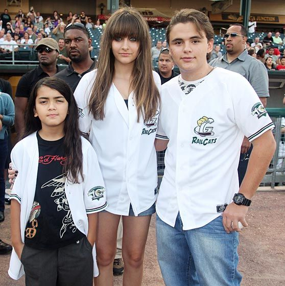 """Paris, Prince, and Blanket Jackson: """"I have lots of memories of my father,"""" Paris Jackson tells the Daily Mail of her late father, the King of Pop Michael Jackson. """"He was an incredible father. We all loved him to death."""""""