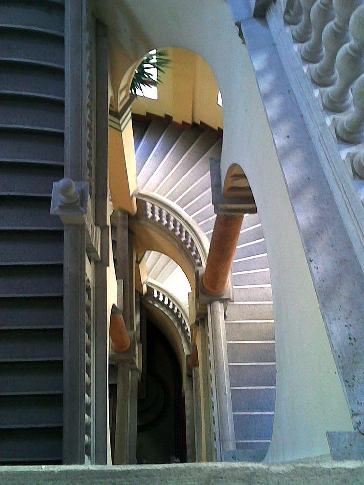 Lépcső Photo: Beata Bauer