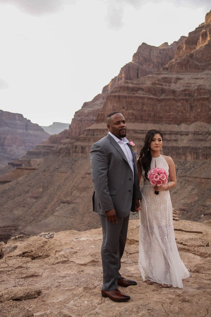 Chapel Of The Flowers Grand Canyon Las Vegas Wedding Outdoor