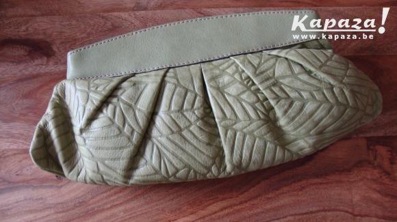 Lederen clutch van Fossil - NIEUW, Handtassen, Haasrode   Kapaza.be