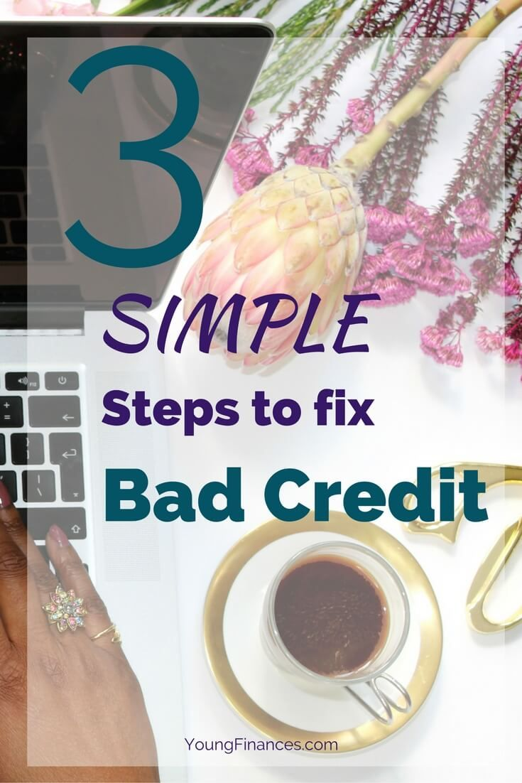 How To Fix Bad Credit? (a Quick 60 Day Plan)