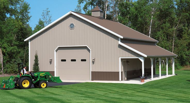 497 best hobby garages images on pinterest morton for Morton garages