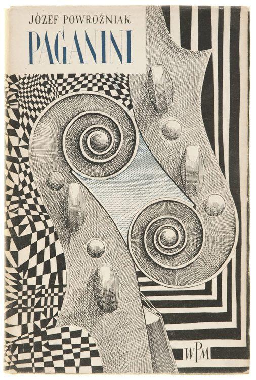 Infinite Hatch: The Book Covers of Daniel Mróz - 50 Watts
