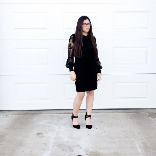 My new favourite dress. Because obviously I NEED more lace and black in my life.    #ShopStyle #ssCollective #MyShopStyle #ootd #mylook #ShopStyleFestival #lookoftheday #currentlywearing #wearitloveit #getthelook #todaysdetails #shopthelook