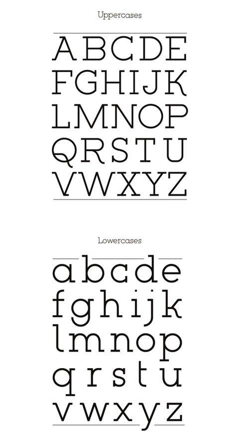 257 best Fonts \ Typefaces_Inspiration images on Pinterest - fonts for a resume