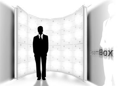 The BeamBox - New Full Body 3D Scanner