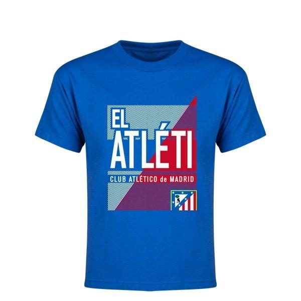 Atletico Madrid El Atleti Youth T-Shirt
