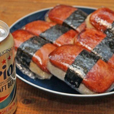 お弁当や朝ごはんに♫美味しさいろいろ話題の「おにぎりレシピ」特集 ... 南国気分を味わえる「スパムむすび」のレシピ