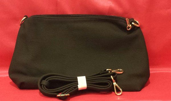 Susen Genuine Leather Small Bag with Shoulder Strap