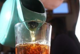 zázvorový čaj | recept