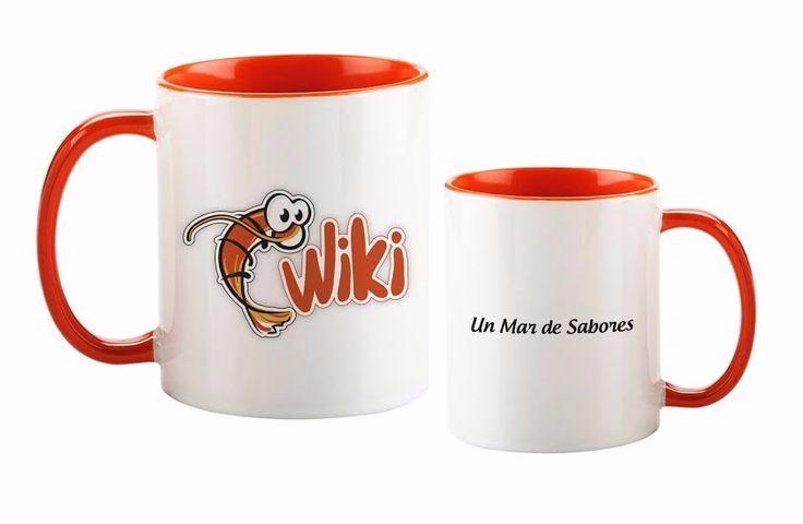 Diseño de mug para restaurante