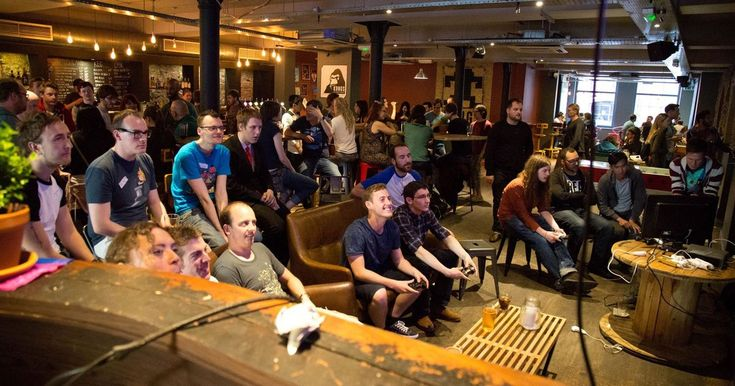 Brummies will be able to play Street Fighter 2, Donkey Kong and Pac Man in the new bar on Bennetts Hill as well as ping pong and table football