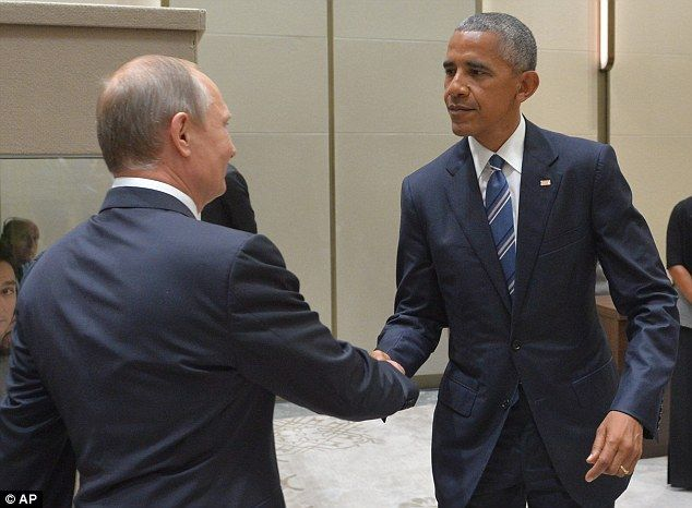 Best Vladimir Putin From Russia With Love Images On - Photo of obama and putin death stare sparks hilarious photoshop responses