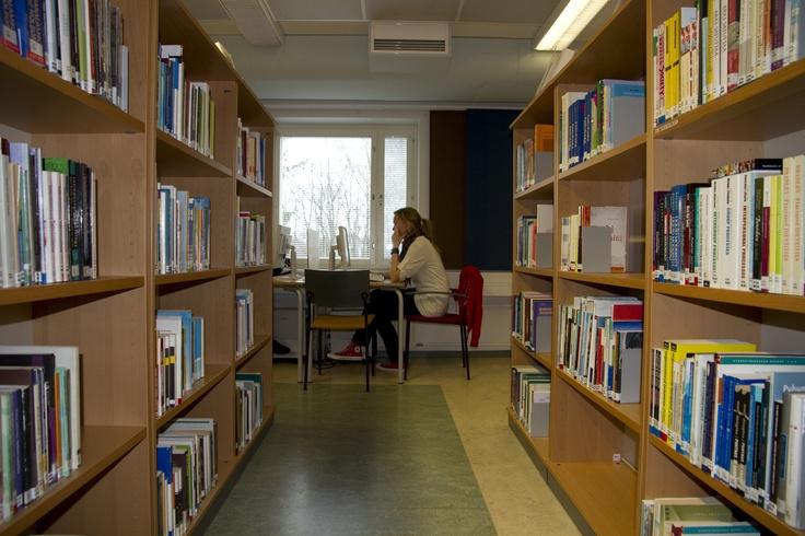 Metropolia UAS library, Sofianlehdonkatu