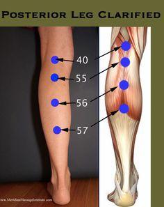 4 Puntos para aliviar el dolor de espalda.